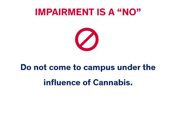 Impairment is a No