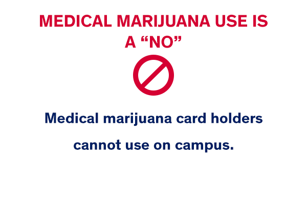 Medical Marijuana Card Use Prohibited
