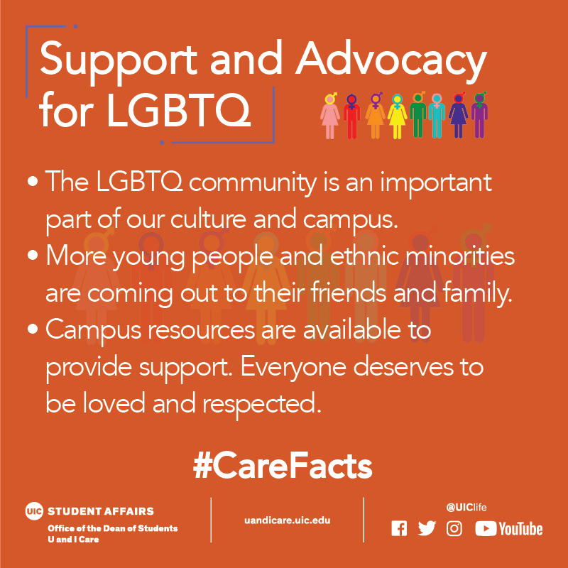 TEXT: Support for LGBTQ COmmunity