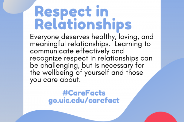 Text: Respect in Relationships