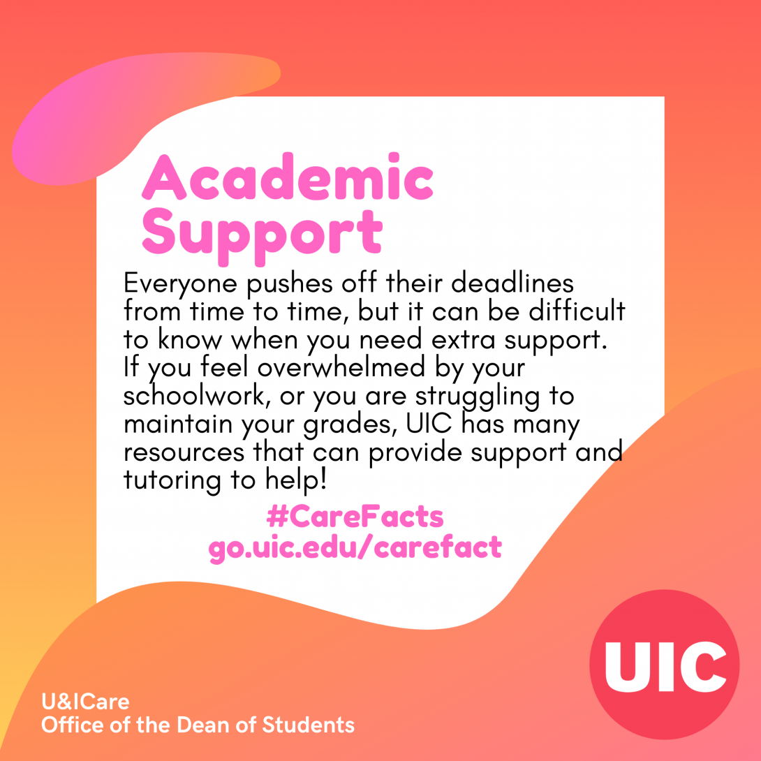 TEXT: Academic Support